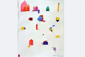 'Abstand halten', Andrea Jakob