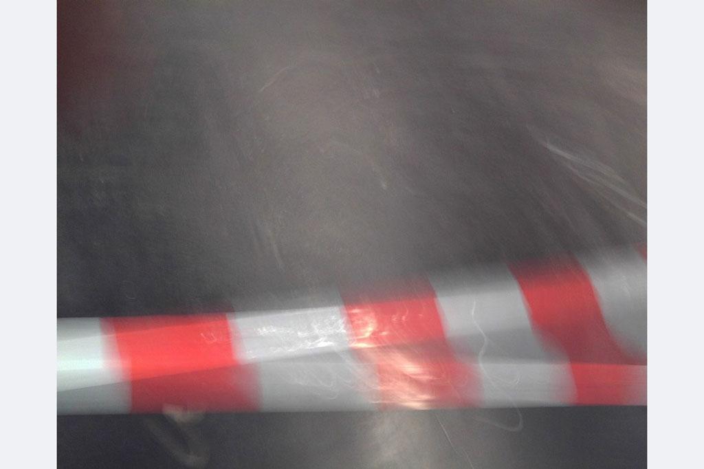 "Norbert Neon, ""closed 1"", 50 x 60 cm, 3 Ex + 1 ea"