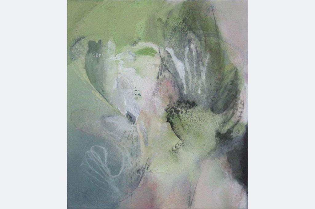 "Beate Bitterwolf, ""Plantares 20-11-1"", 50 x 70 cm, 2020"