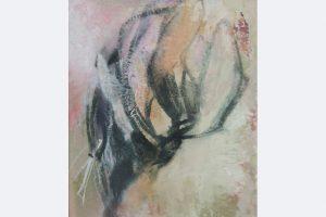 "Beate Bitterwolf, ""Plantares 20-11-3"", 50 x 70 cm, 2020"