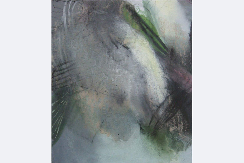 "Beate Bitterwolf, ""Plantares 20-11-4"", 50 x 70 cm, 2020"