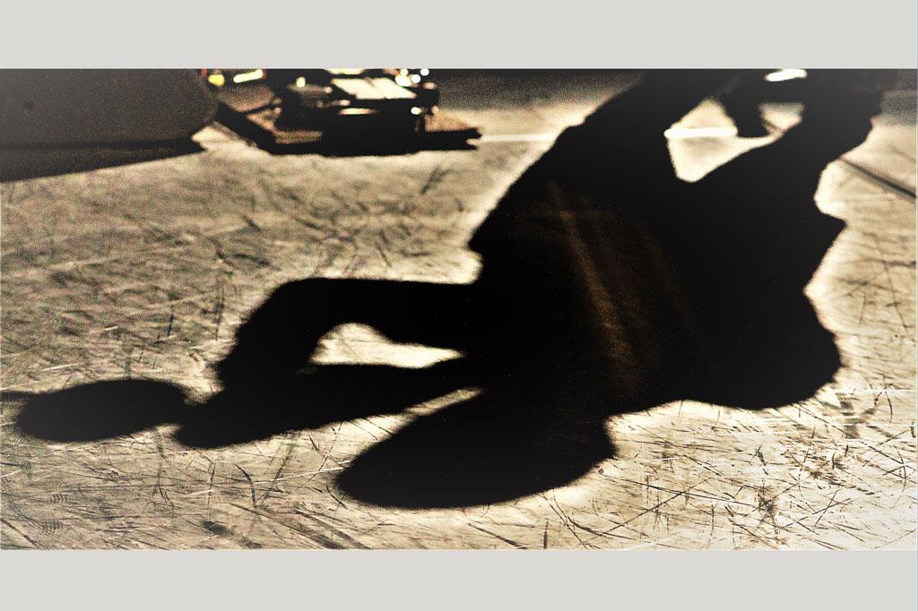 """Schatten im Land"", Stefan Kümmritz"