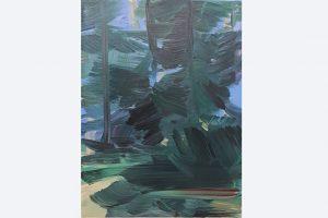 Stefan Winkler, 'Ohne Titel' 30cm x 40cm Acryl auf Leinwand